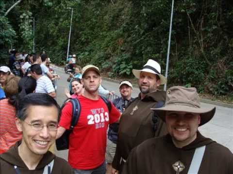 EWTN RADIO: Day 2 - World Youth Day 2013- Rio - 2013-07-23