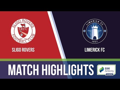 HIGHLIGHTS: Sligo Rovers 0-1 Limerick