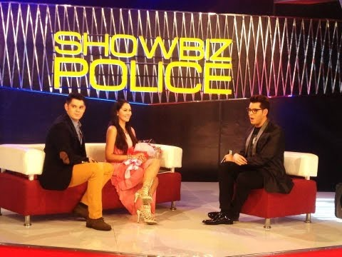Showbiz Police: First time on Philippine TV! Raymond Interviews Siblings Ruffa and Richard Gutierrez