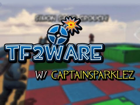Team Fortress 2: More TF2Ware Nonsense w/ CaptainSparklez – Part 2