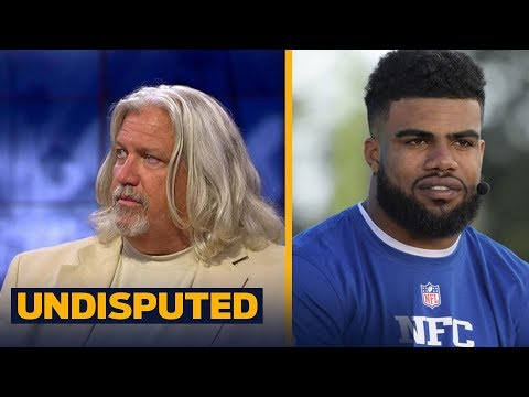Rob Ryan On How Cowboys Will Do Without Ezekiel If