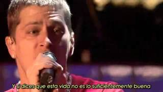 Rob Thomas - Smooth (acustico)(subt español)