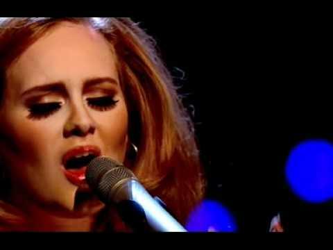 Adele turning tables jonathan ross show sept 2011 youtube - Turning tables adele traduction ...