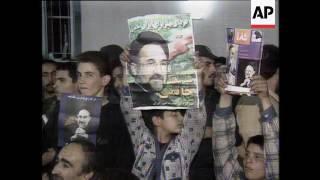 Download Lagu Iran - Presidential Election, Moderate Mohammad Khatami Wins Presidential Election, New Leadership C Gratis STAFABAND