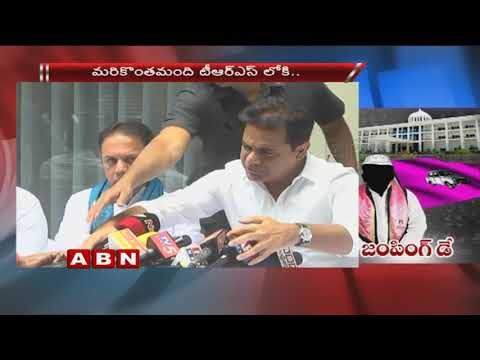 Former Speaker Suresh Reddy to join TRS Today