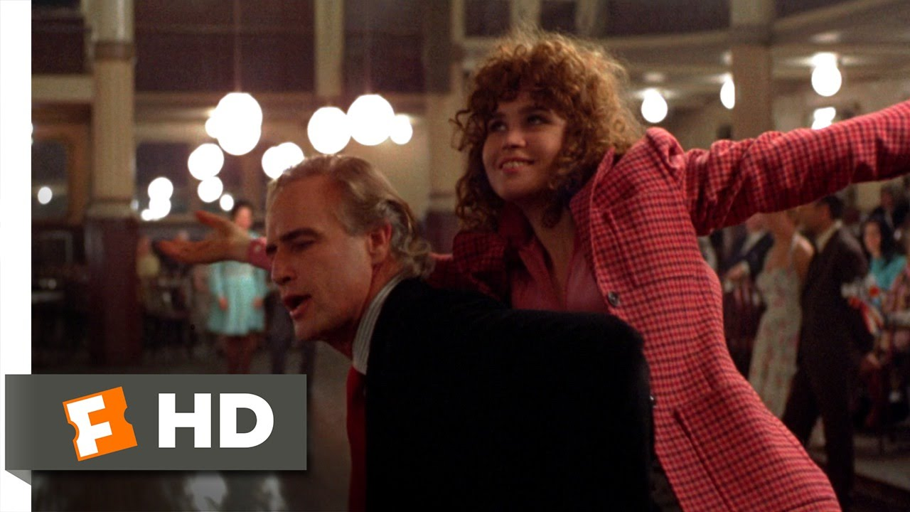 last tango in paris The rape scene in last tango in paris is one of cinema's most infamous, featuring a then 19-year-old maria schneider pinned down by 48-year-old marlon brando on a living room floor the shot is spare, uncompromising and enormously disturbing—and, it turns out, planned without schneider's.