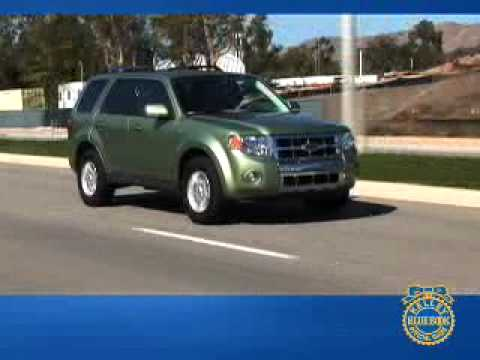 2008 Ford Escape Review - Kelley Blue Book