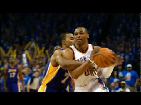 Russell Westbrook's Top 10 Plays of 2012