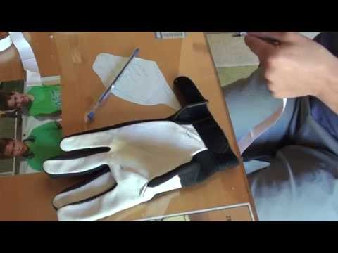 how to make good longboard gloves - Como hacer guantes de Longboard Buenos