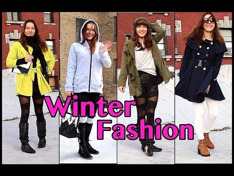 Winter Lookbook #1 ft. Lovelywholesale