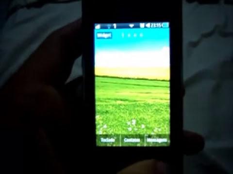 Samsung Star II S5260 - Defeito?