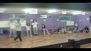 Lady Gaga - Monster Choreo - Dyzfunk