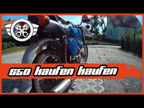 Simson kaufen   S50 - Beim Mopedkauf die Augen auf   Der nächste Versuch