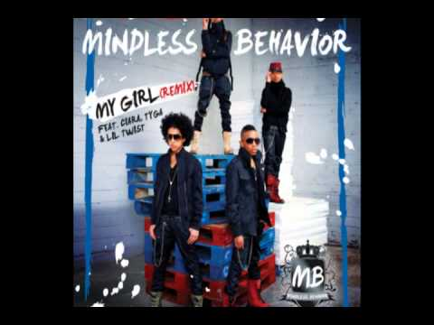 Mindless Behavior Feat. Ciara, Tyga & Lil Twist -- My Girl (remix) (2011) + Download Link video