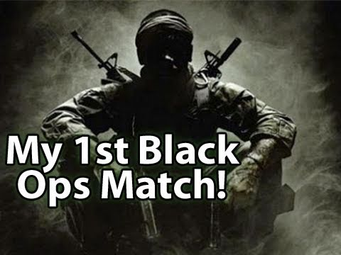 Call Of Duty: Black Ops -- First Impressions & Match