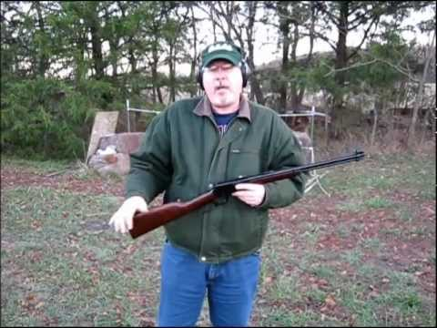 Henry Lever Action 22 Cal Rifle