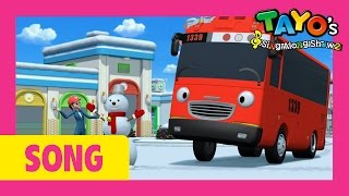 [Tayo's Sing Along Show 2] #11 A Winter Friend