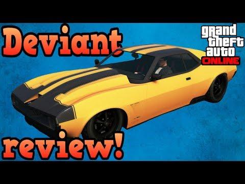 Deviant review! - GTA Online guides