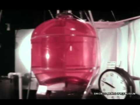 General Dynamics Space Shuttle/Centaur Dye Test HACL Film 00140