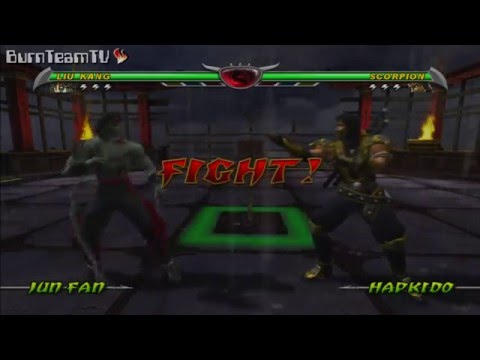 BurnTeamTV pres. Mortal Kombat Deception (Part 3) (HD)