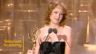 Penny Fuller Wins Outstanding Supporting Actress in a Limited Series Special | Emmy Archive 1982