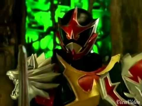 Power Rangers Mystic Force (Skillet-Monster)