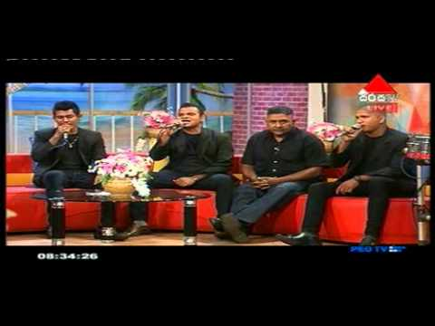 Siriyalatha Blue Shadows Music Band Sri Lanka video