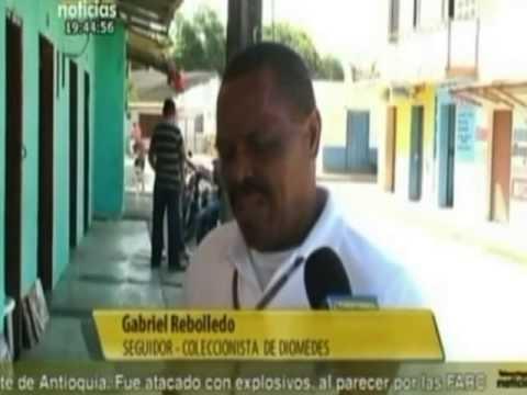 EL COLECCIONISTA # 1 DE TODOS LOS ÁLBUMES DE DIOMEDES DIAZ