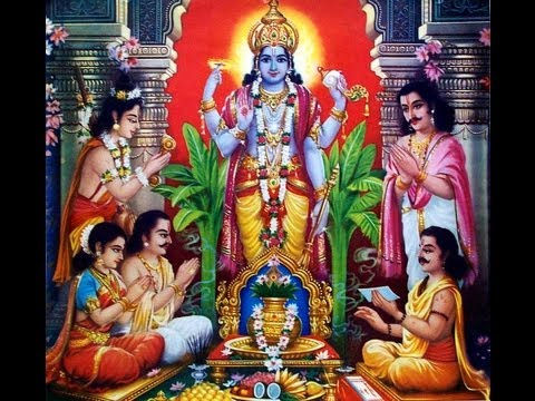 Shri Satya Narayan Katha  Home