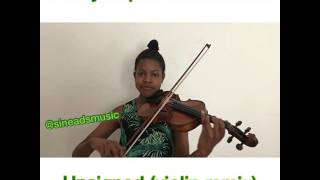 Hardy Caprio ft. One Acen - Unsigned (violin) @sineadsmusic