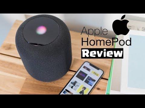 Apple HomePod - Що е то?