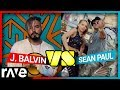 Gente vs. Trumpets by Sean Paul, J. Balvin and Willy William / RaveDJ