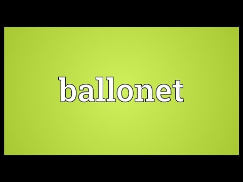Header of ballonet