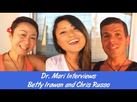 Dr Robert Cassar / Dr Mari interview Betty and Chris 21 day Detox/Rejuv Participants in Hawaii 2015