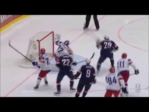 ЧМ по хоккею 2015. Россия - США 2:4 (4.05.15) голы