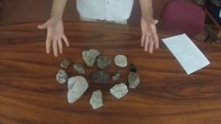 Hands on Video 4 - Igneous rock textures