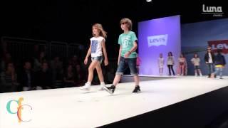 Levi's Kids Fashion Show SS15 at Children's Fashion Cologne July 2014