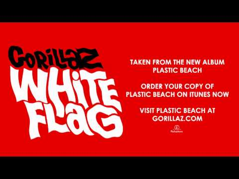 Gorillaz - White Flag (HD)