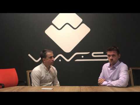 Wavesplatfrom Sasha Ivanov meets Sergey Sholom MobileGo.