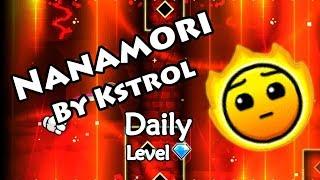 download lagu Geometry Dash - Nanamori By Kstrol ~ Daily Level gratis