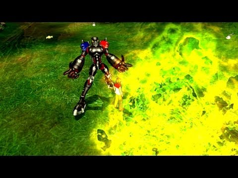 Digimon Masters Online - Drimogemon - all evolutions and attacks