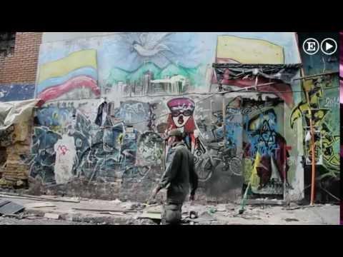 El Bronx: una entrada al infierno en el centro de Bogotá
