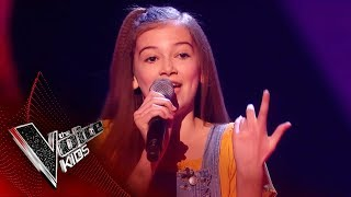 Joslyn Performs 'High Five' | The Semi Final | The Voice Kids UK 2019