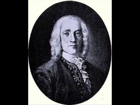 Альберти, Доменико - Соната III op.1 до мажор для клавесина