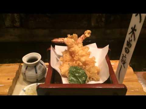 """""""โซบะลอยน้ำ"""" ณ โตเกียว ฟิน  いかだ流し蕎麦美舟音 Ikadanagashi Soba Mifune"""