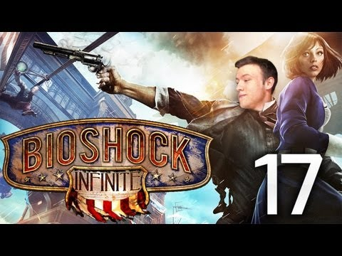 Bioshock: Infinite (PC) Walthrough - Part 17 - Back to the Gondola