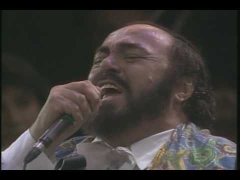 La Donna e Mobile (Live). Luciano Pavarotti & Friends (HQ)