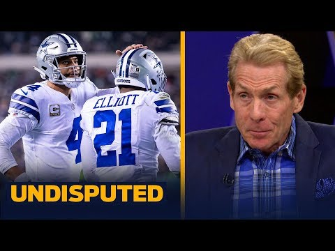 Skip and Shannon look ahead to the Cowboys vs. Redskins on Thanksgiving Day | NFL | UNDISPUTED