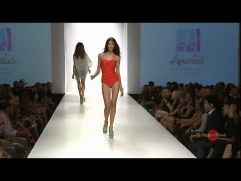 Amelie Swimwear - LA Fashion Weenend - SS13