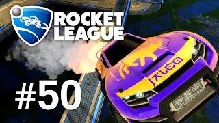 Rocket League | Max joaca fotbal cu masina | Episodul 50